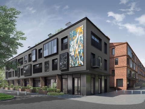 Loft-апартаменты Co_loft (Ко лофт)